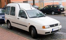Volkswagen Caddy 9K